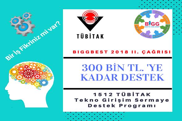 BIGGBEST 2018 :300 Bin TL.' ye Kadar Destek